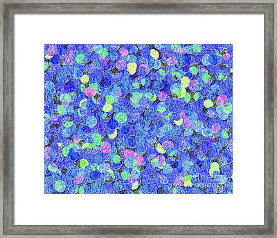 0209 Abstract Thought Framed Print