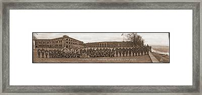 17th Field Artillery Band Framed Print