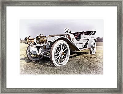 1910 Franklin Framed Print