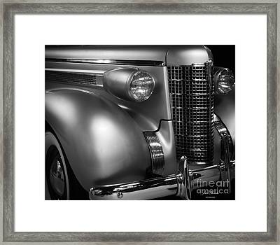 1937 Oldsmobile Framed Print by JRP Photography