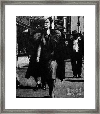 1939 Framed Print by Matthew James