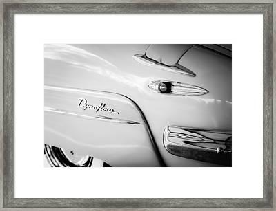1948 Buick Roadmaster Dynaflow Emblem Framed Print