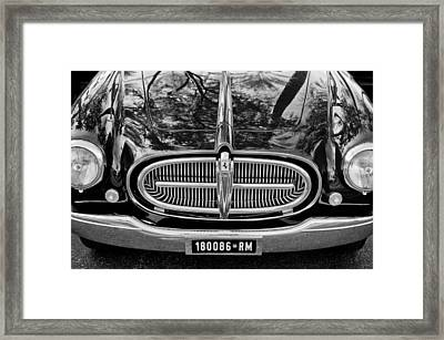 1952 Ferrari 212 Vignale Front End Framed Print by Jill Reger