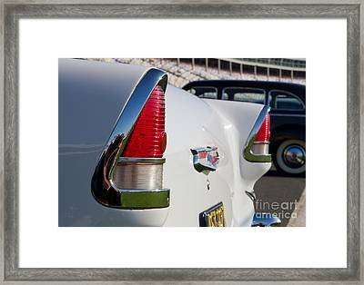 1955 Chevy Bel Air Framed Print