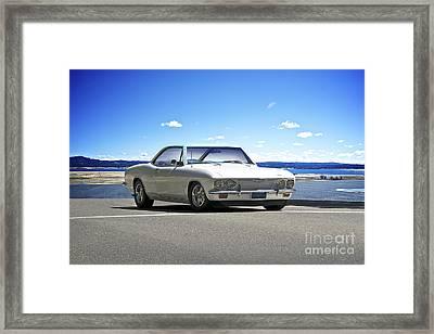 1965 Corvair 'corsa Turbo' Framed Print