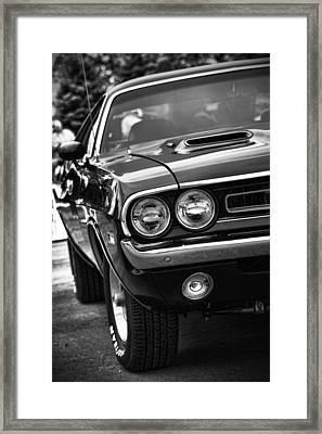 1971 Dodge Challenger R/t Framed Print