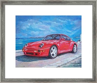 1997 Porsche Carrera S Framed Print