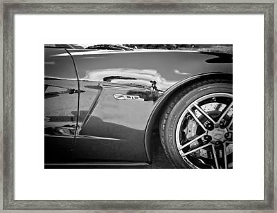 2010 Chevrolet Corvette Z06 Framed Print