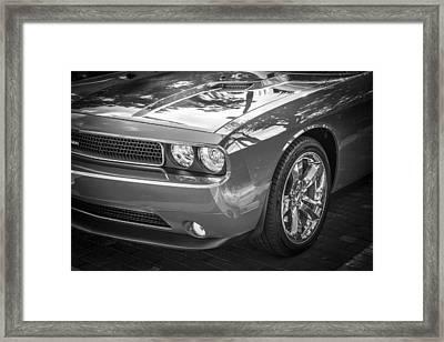 2013 Dodge Challenger Framed Print