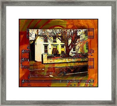 3 Abbey Road Framed Print by Ellen Cannon