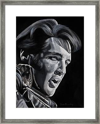 '68 Comeback Framed Print by Brian Broadway