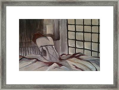 Abandon Framed Print by Mirko Gallery