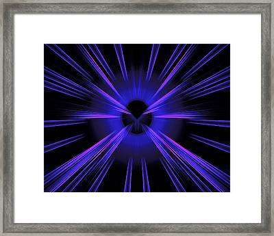 Abstract 0020 Framed Print