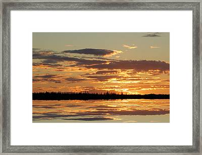 Abstract 116 Framed Print by J D Owen