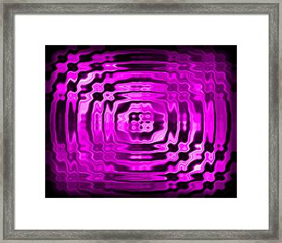 Abstract 134 Framed Print by J D Owen