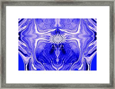 Abstract 139 Framed Print by J D Owen