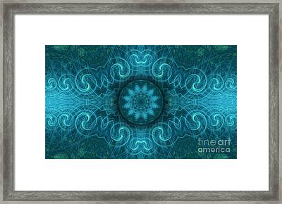 Abstract Beauty 16 Framed Print by Hanza Turgul