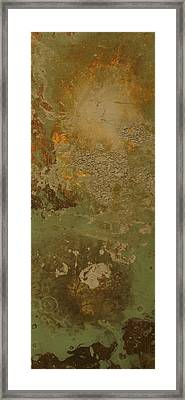 Abstract Framed Print by Corina Bishop