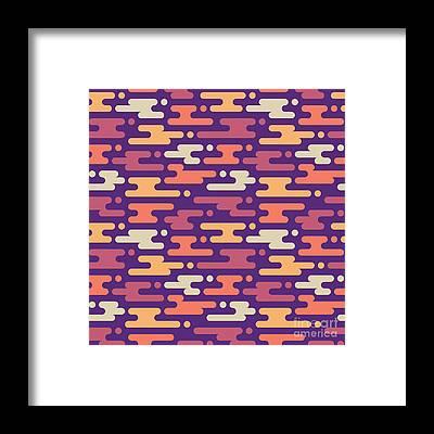 Vitrage Framed Prints