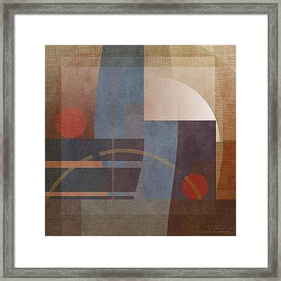 Abstract Tisa Schlemm 01 Framed Print
