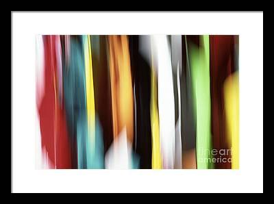 Shadows Framed Prints