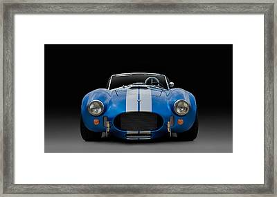 Ac Cobra Framed Print by Douglas Pittman