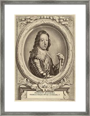 Adriaen Haelwegh Dutch, 1637 - After 1696 Framed Print by Quint Lox