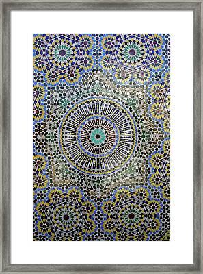 Africa, Morocco, Fes Framed Print by Kymri Wilt