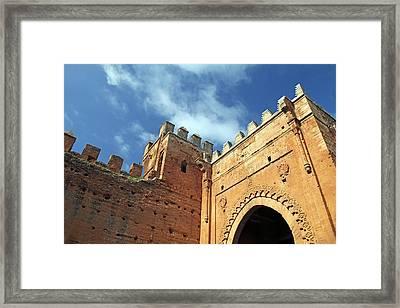 Africa, Morocco, Rabat Framed Print by Kymri Wilt