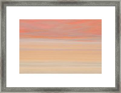 Africa, Namibia Abstract Of Heat Framed Print by Jaynes Gallery