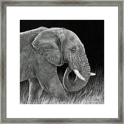 Ancient Framed Print by Sarah Batalka