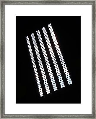 After Rodchenko Framed Print