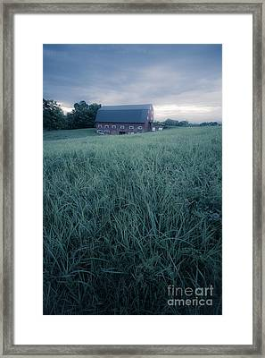 After The Storm Passes Framed Print by Edward Fielding