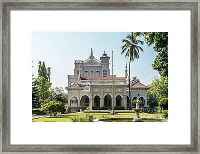 Aga Khan Palace Framed Print