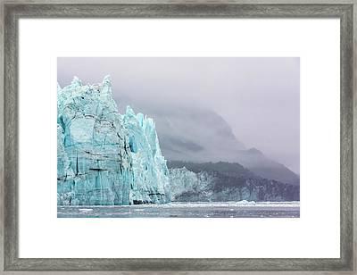 Alaska, Glacier Bay National Park Framed Print