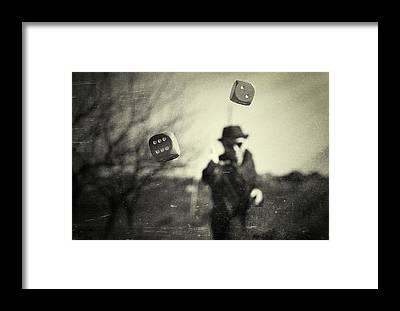 Odd Framed Prints