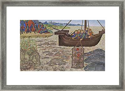 Alexander The Great, King Alexander IIi Framed Print by Mary Evans Picture Library