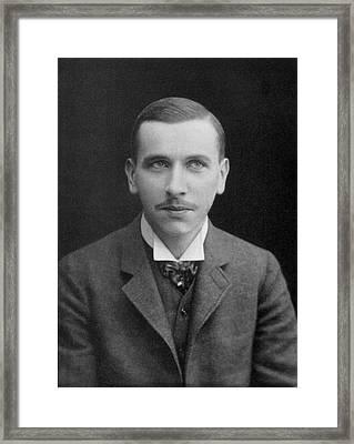 Alfred L Framed Print by Granger
