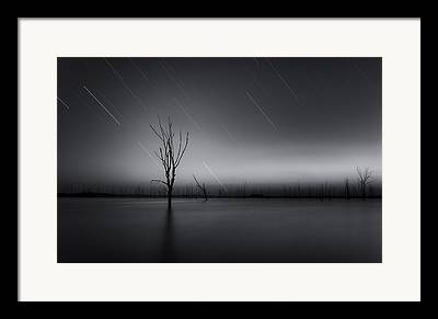 Startrails Framed Prints