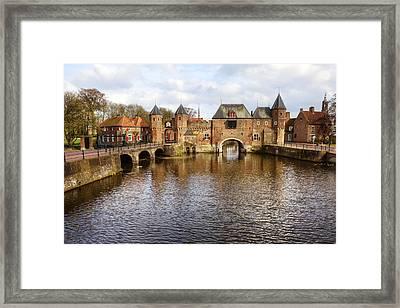 Amersfoort Framed Print