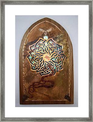 Amrit Framed Print