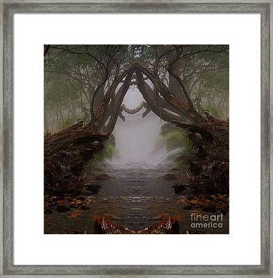 An Enchanted Place Framed Print