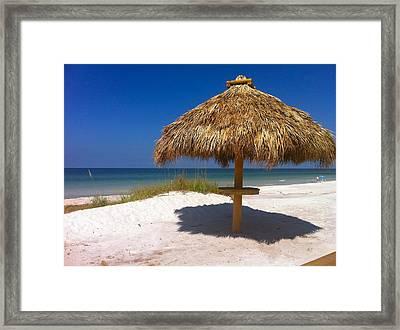 Anna Maria Island Framed Print