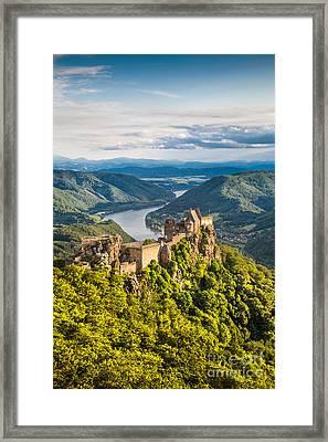 Ancient Austria Framed Print