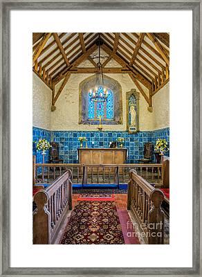 Ancient Chapel Framed Print