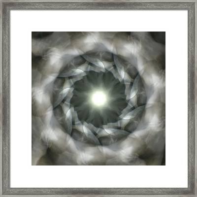 Ancient Light II Framed Print by Lisa Lipsett