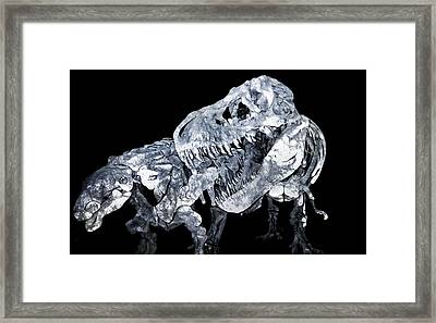 Ancient Warriors Framed Print by Dan Sproul