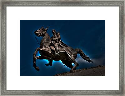 Andrew Jackson Framed Print by Ron White
