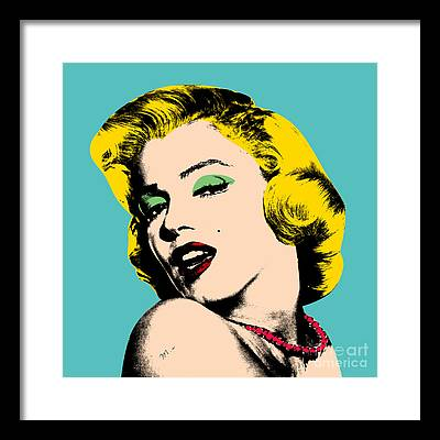 Celebrity Framed Prints