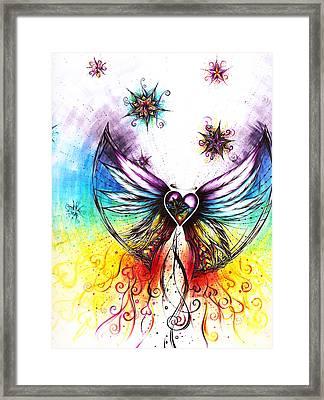 Angel II Framed Print